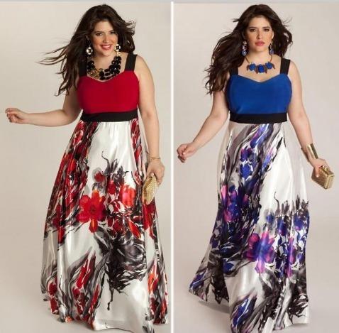 0efd96aef Vestido Feminino Festa Floral Madrinha, Casamento Plus Size - R$ 79,99 em  Mercado Livre