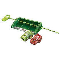 Cars Riplash Pack Relâmpago Mcqueen Chick Hicks Mattel
