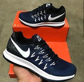 Azul Hombre Tenis Nike Zapatillas 2018 33 Pegasus Zoom Negro Z00X1wqax