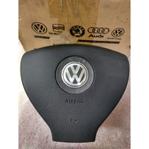 Tampa Buzina Com Air Bag Passat Jetta Golf Polo 3c0880201