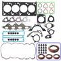 Junta Kit Retifica Motor C/ Retentores Escort Zetec 1.8 16v