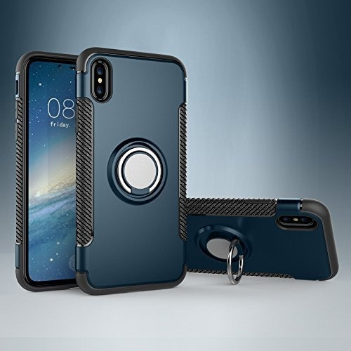 carcasa iman iphone x