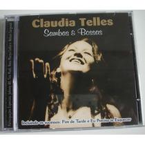 Claudia Telles - Sambas & Bossas Cd