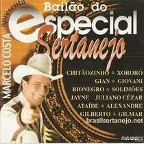 Cd Marcelo Costa - Bailao Do Especial Sertanejo