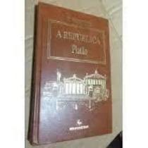 Livro A República - Coleção Os Pensadores Platão