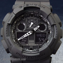 Relógio Casio G-shock Ga100 Ga110 Cs 100% Original + Cores