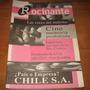 Revista Rocinante Nº 8 Junio De 1999 Ed. Rocinante Comuni