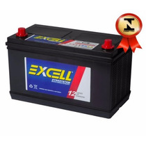 Bateria Automotiva Excell 105ah 12v Iso 9001 Trator Caminhâo