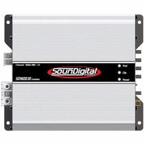 Modulo Amplificador Soundigital Sd1600 Mono 1600w Rns