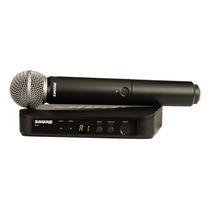 Microfone Shure Blx24/sm58 Original Blx24 Sm58 Blx-24/sm-58