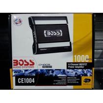 Planta Marca Boss 1000w Mod. Ce1004 (4 Canales).