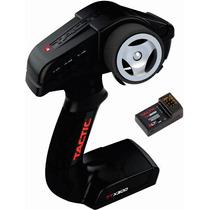 Radiocontrol Tactic Ttx 300 3 Ch. Slt Rx 2.4 Ghz Auto Lancha