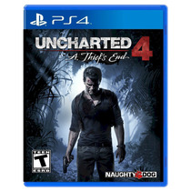 !!! Uncharted 4 A Thiefs End Para Ps4 En Wholegames !!!