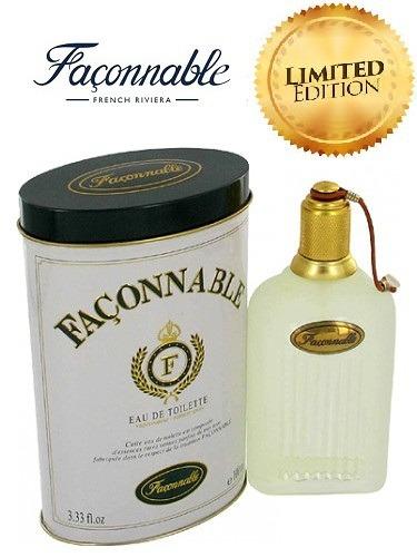 f774176d345e98 Faconnable Pour Homme 100 Ml Edt Edicion Limitada -   65.000 en Mercado  Libre