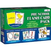 Juego Preescolar Creativo De Tarjetas Educativas 1 Pack