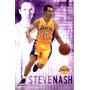 Poster (61 X 91 Cm) Lakers - Steve Nash 12
