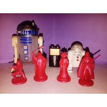 Remate Lote Bootleg Star Wars R2 D2 Vader Amidala