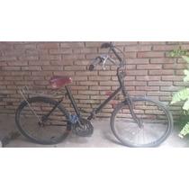 Bicicleta Plegable. Engendro Para Restaurar