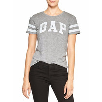 Camiseta Gap Manga Curta Feminina Tshirt Original (cores)