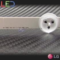 Barra Led Tv Lg 42 Polegadas 6916l 1214a L1 100% Testadas