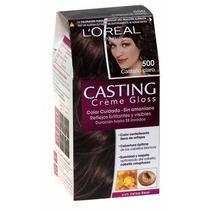 Castaño Claro 500 De Casting Crème Gloss L