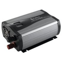 Inversor De Corriente Cobra 800 Watt 12 Volt Dc A 120ac