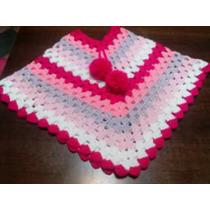 Ponchos Tejidos Al Crochet Para Chicos