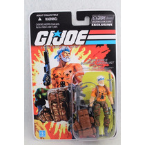Gi Joe Collector Club Outback Tiger Force 2016 - Brinquetoys