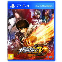 Jogo The King Of Fighters Xiv Para Playstation 4 - Atlus