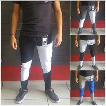 Entubado Skinny Pants Diagonal Moda Asiatica Envio Gratis