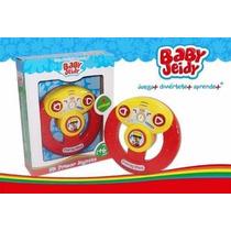 Volante Para Bebes Luces Y Sonidos Electronicos Baby Jeidy