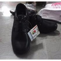 Zapatos Escolar Para Niños, Vita Kids!! Con Cierre Magico