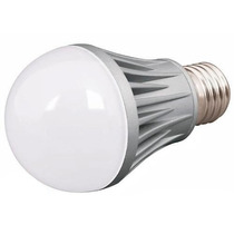 Foco Led Ahorrador Tipo Bulbo 4.8 W Luz Calida Voltech 46171