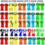 Uniforme Futebol Futsal Salão Quadra 7 Cnj Pronta Entrega