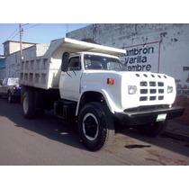 Camión De Volteo, Caja De 7.00 M3., Marca Dodge.