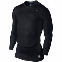 Playera Nike Kombat Compression Licra 100% Original Gimnasio