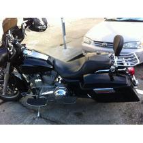 Harley Davidson Respaldo Y Parrila Quitapon Road King 97-08