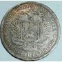 Vendo Fuerte O Cinco Bolivares De 1910 De Plata Ley 900 De 2