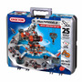Meccano-erector Super Construction Set 25 Models 640
