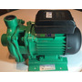 Bomba Centrifuga 1 Hp Wdm Hierro Fundido Motor Weg Iso9001