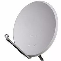 Antena 60cm Para Banda Ku C/ Lnb Duplo Universal