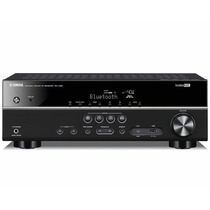 Receiver Yamaha Rx-v381bl 5.1 4k/60p Ultra Hd 3d Bluetooth