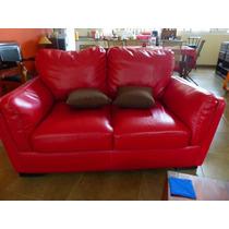 Sofa Rojo Casi Nuevo
