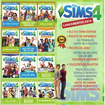 The Sims 4 Completo Todas Expansões, Coleções E Pacotes