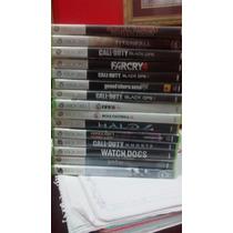 Vendo Xbox 360 Con 15 Juegos En Disco Y 3 Controles Y 250 Gb