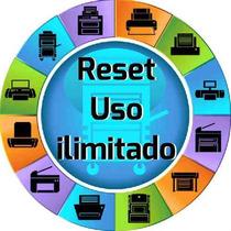 Reset Ilimitado Epson L220 L365 L375 L455 L475 L1300 L1800