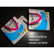 Cartucho Impresora Hp 93 Tricolor