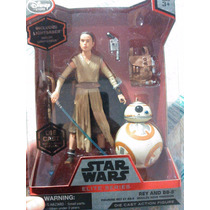 Figura Rey & Bb-8 Star Wars