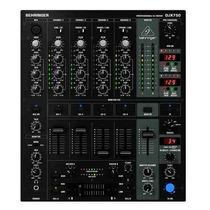 Mexclador Behringer Djx750 Mixer Profesional Para Dj