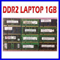 Memorias Ddr2 1gb Para Laptops 667 Y 800 Marcas Varias